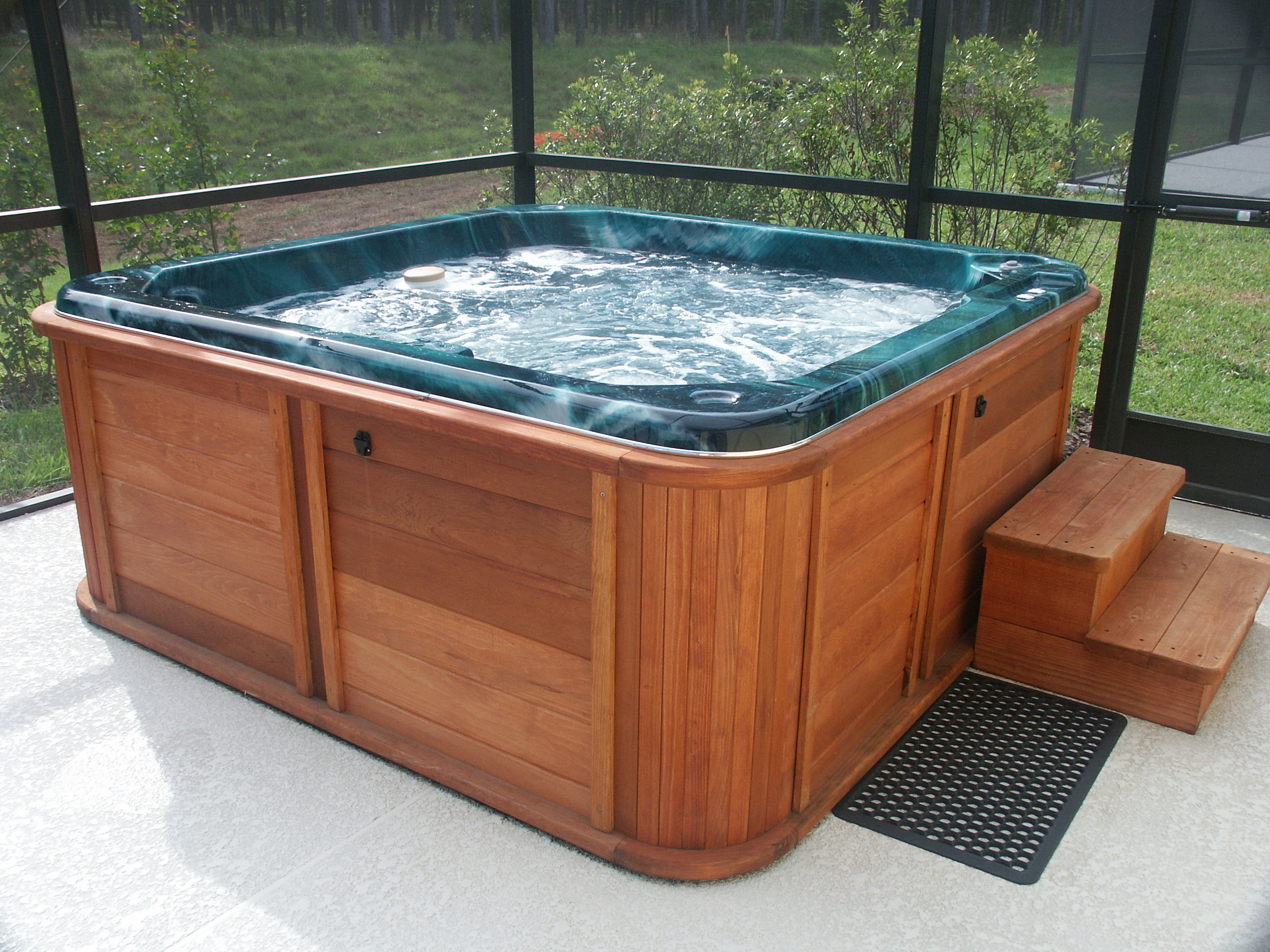 Get a Loan for a New Hot Tub with HFS Financial