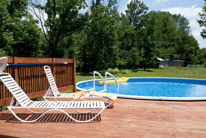 Big Advantages That Come With An Above Ground Pool
